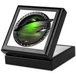 Official UFO Hunter Keepsake Box
