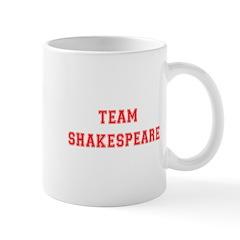 Team Shakespeare Mug