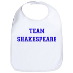 Team Shakespeare Bib