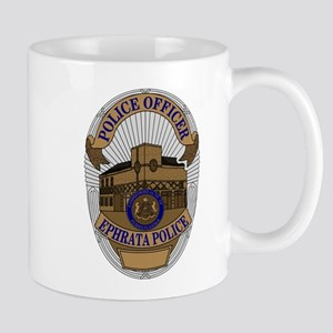 Ephrata Police Mug