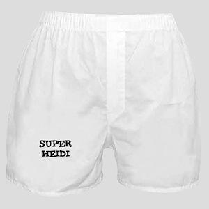 Super Heidi Boxer Shorts