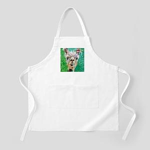 I'm a Goofy Alpaca BBQ Apron