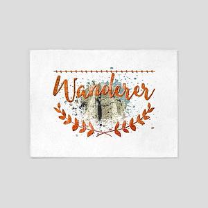 Wanderer 5'x7'Area Rug