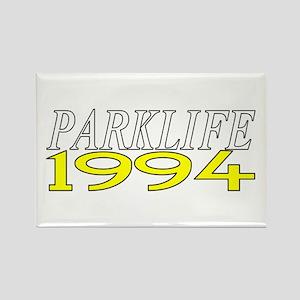 PARKLIFE 1994 Rectangle Magnet