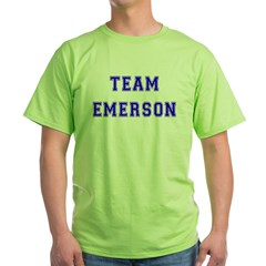 Team Emerson T-Shirt
