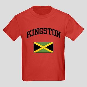 Kingston Jamaica Kids Dark T-Shirt