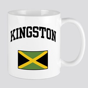 Kingston Jamaica Mug