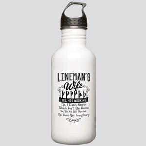 Lineman Stainless Water Bottle 1.0L