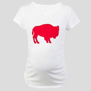 Buffaladies Maternity T-Shirt
