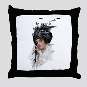HIGH STYLE Throw Pillow