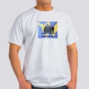 THE MAN FROM UNCLE Light T-Shirt