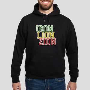 Iron Lion Zion Hoodie (dark)