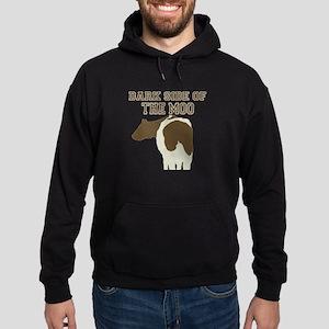 Dark Side Of The Moo Hoodie (dark)