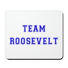 Team Roosevelt Mousepad