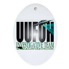 UUFOH Team Gear 2005 Oval Ornament