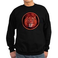 Red Lion Circle Sweatshirt (dark)