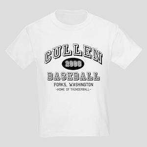 Cullen Baseball 2008 Kids Light T-Shirt