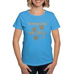 A Little Dirt Women's Dark T-Shirt