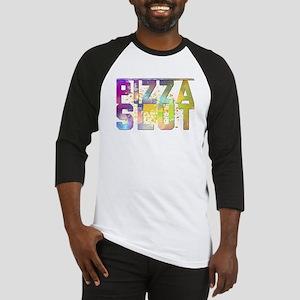 Pizza Slut Baseball Jersey