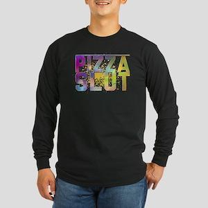 Pizza Slut Long Sleeve T-Shirt