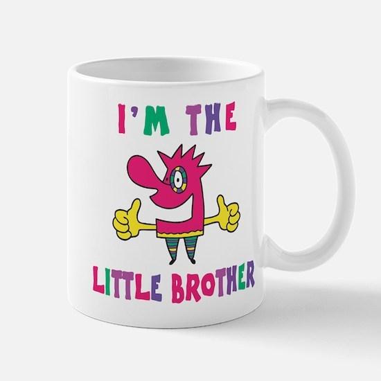 I'm The Little Brother Mug