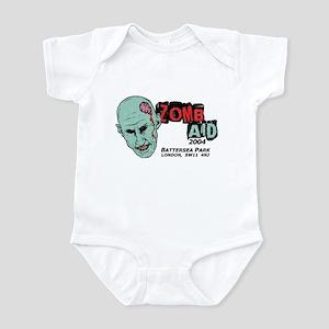 Zombaid Aid Shaun Dead Infant Bodysuit