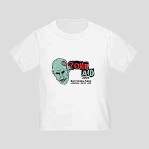 Zombaid Aid Shaun Dead Toddler T-Shirt