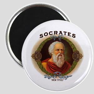 Socrates Philosopher Magnet