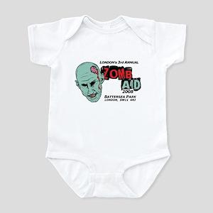 ZombAid Shaun Dead Infant Bodysuit