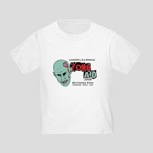 ZombAid Shaun Dead Toddler T-Shirt
