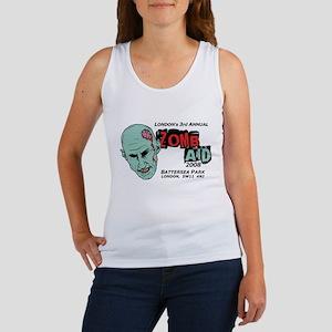 ZombAid Shaun Dead Women's Tank Top
