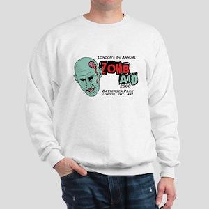 ZombAid Shaun Dead Sweatshirt