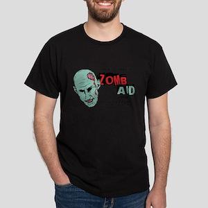 ZombAid Shaun Dead Dark T-Shirt