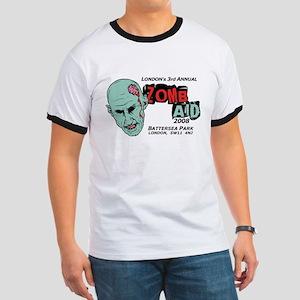 ZombAid Shaun Dead Ringer T