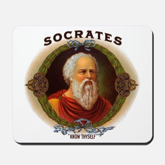Socrates Philosopher Mousepad