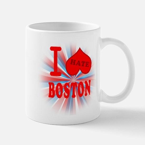 I No Heart Boston Mug