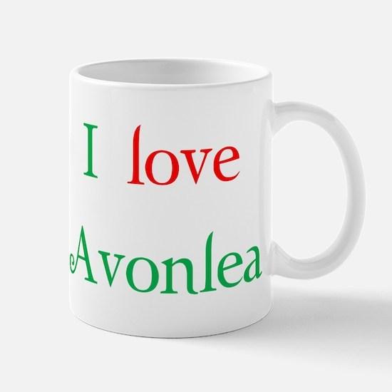I love Avonlea Mug