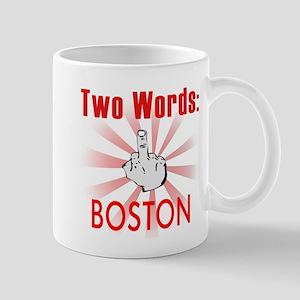 BOSTON3 Mugs