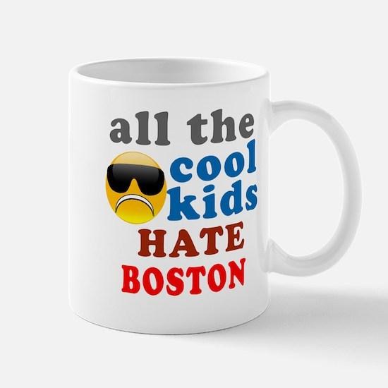 Unique Boston sucks Mug