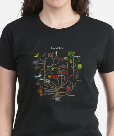 Tree of Life Women's Dark T-Shirt