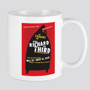 Shakespeare Festival STL Richard III Mug