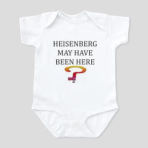 heisenberg physics Infant Bodysuit