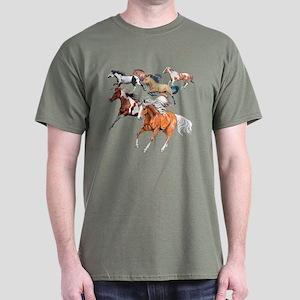 Make Tracks Dark T-Shirt