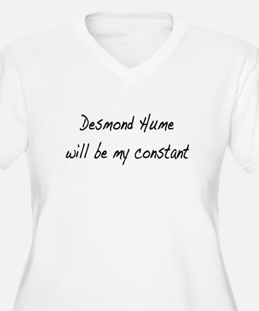 Desmond Hume Will Be My Constant T-Shirt