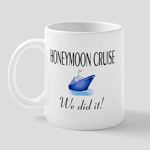 Honeymoon Cruise Mug