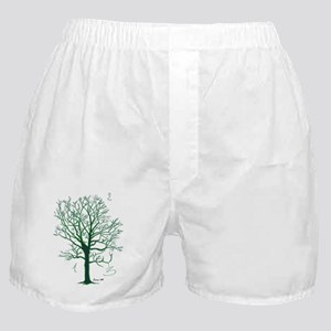"""""""Nature : one, two, three"""" Boxer Shorts"""