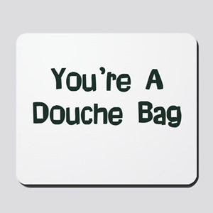 Douche Bag Mousepad