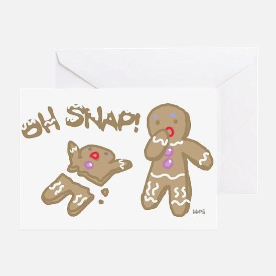 Oh Snap Holiday Greeting Card
