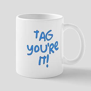 tag you're it! Mug