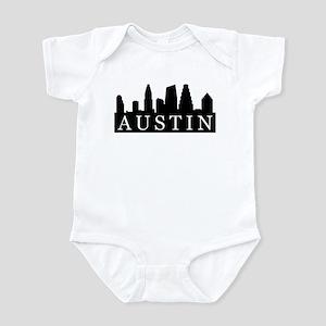 Austin Skyline Infant Bodysuit